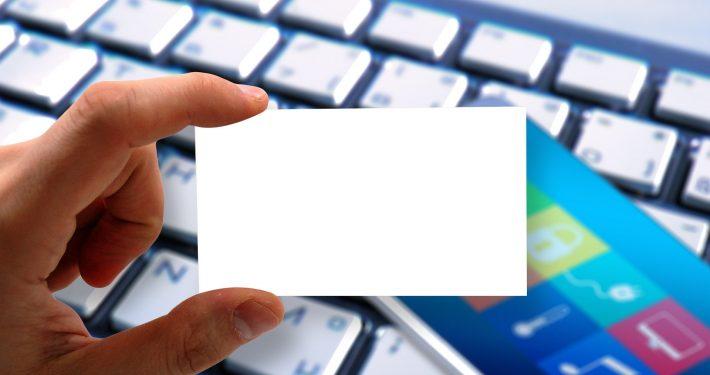 Maak je online visitiekaartje